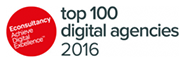 Econsultancy Top 100 digtial agencies